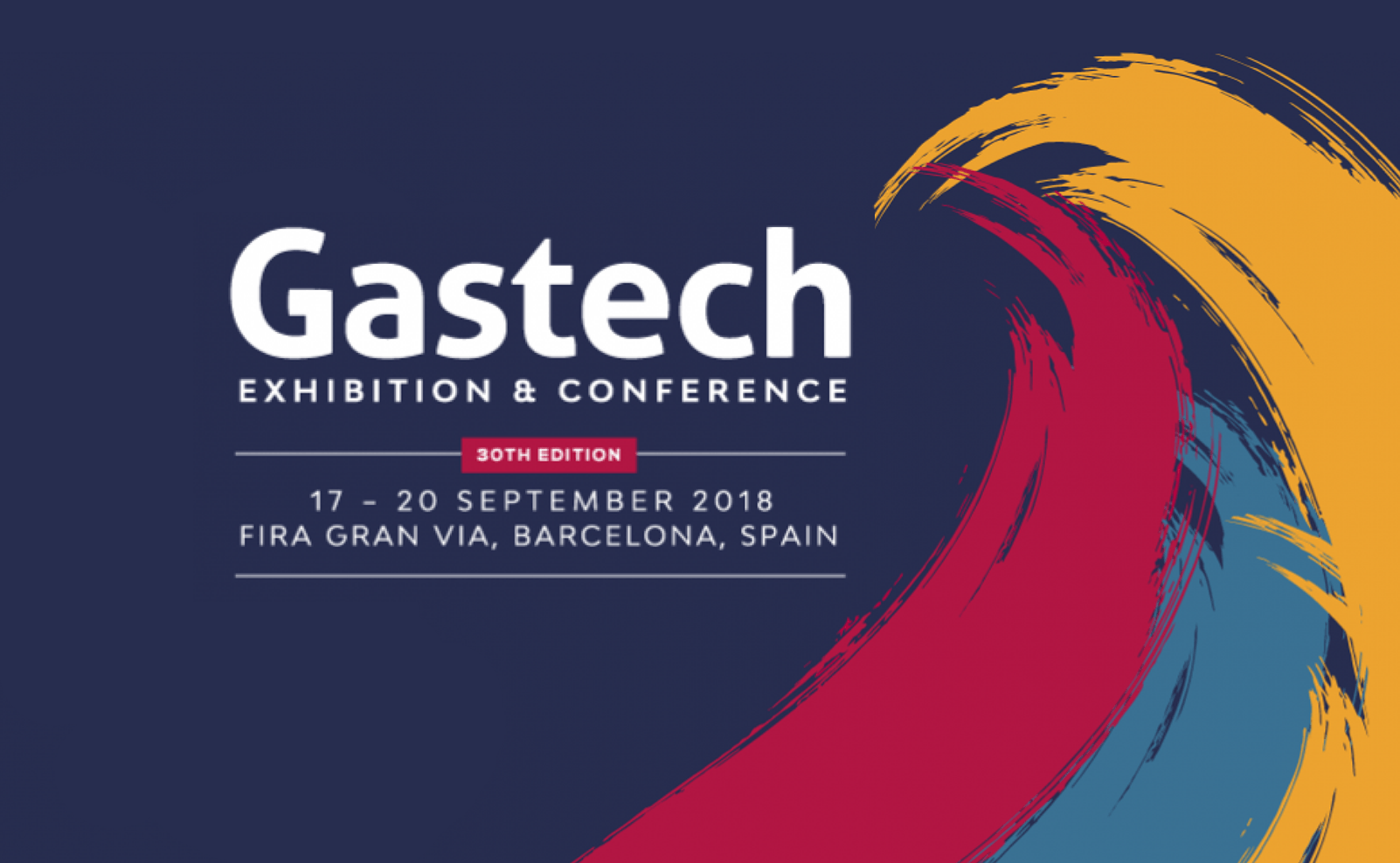 Come and visit BS Stainless at Gastech