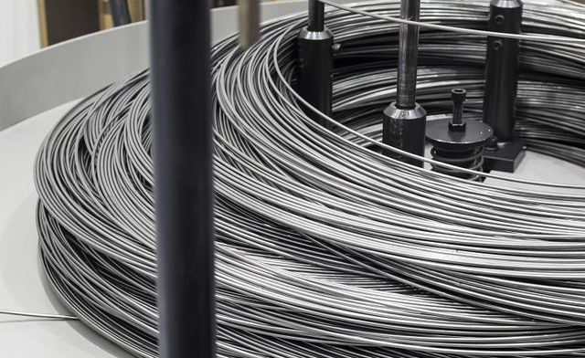 Stainless Steel Wire: Our New Machinery