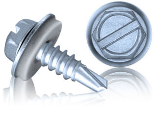 Photography of Stainless Steel Self Drilling Screw