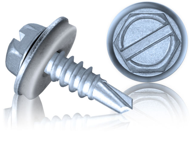 Stainless Steel Bi-Metal Self Drilling Screw