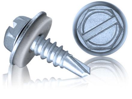 Stainless Steel Bi Metal Self Drilling Screws