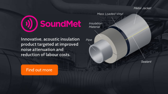SoundMet. Innovative, acoustic insulation product...