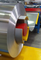 Photography of Aluminium Coil