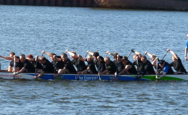 The BS Stainless Dragon Boat Challenge!