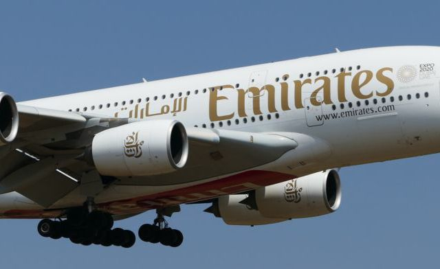 BS Stainless and Emirates Airlines