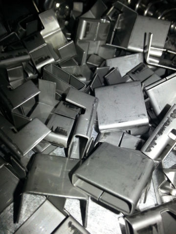 Photography of Stainless Steel Banding Seals/Clips