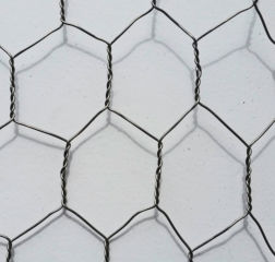 Photography of Stainless Mesh Netting