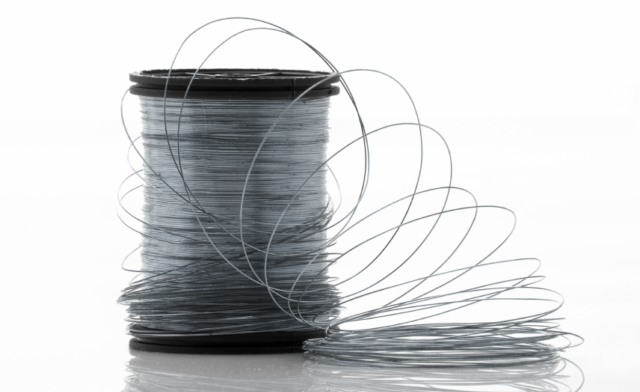 Quick on the Draw: Stainless Steel Wire