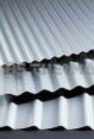 Photography of Corrugated stainless steel