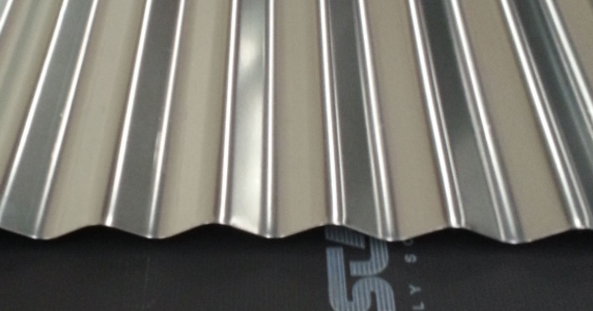 Corrugated Stainless Steel Bs Stainless