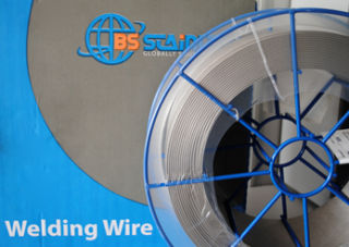 Photography of Stainless Steel MIG Wire